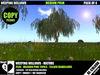 Tree - Weeping Willow Trees - Summer  x 4 - COPY / MODIFY