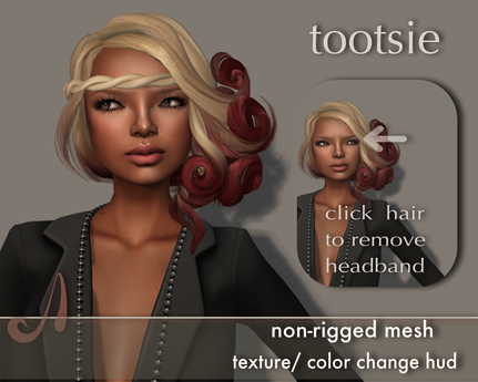 AD - tootsie - dark reds