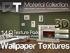 148 Wallpaper Textures - Edition 1 - Full Perm - DT Material Collection