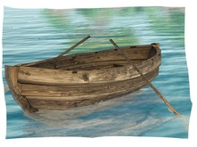 The Old Rowboat