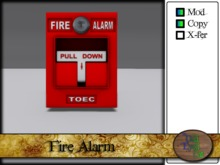 >^OeC^< Fire Alarm