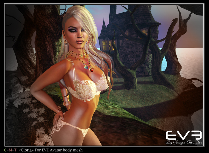 """*!* Gloria for EVE """"for all version Pulpy & Slim """""""