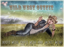 NS::  Wild West Outfit