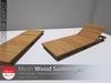 [DD] - FULL PERM  Wood Sun longer