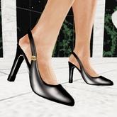 *VLC* Shoes - Classic Black