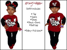 .::SR::.Stay Fresh {UNISEX} WEAR ME