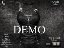 DE Designs - Ariana - Halter - DEMO