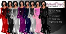 VHD Night Mistress Dress w/HUD (Boxed)