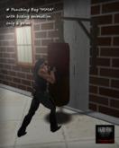 "# Punching Bag ""MMA"""