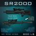 [BW] SR2000 - Sniper Rifle