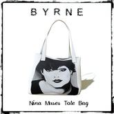 (BYRNE) Nina Muses Tote Bag