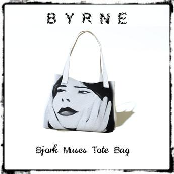 (BYRNE) Bjork Muses Tote Bag