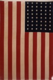 WWII US FLag Poster (48 Stars!)