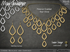 Necklace and Earrings - Cyrene
