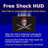free Shock HUD
