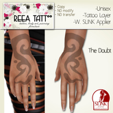 .::ReeA Tattoo::. The Doubt (for Slink Hands)
