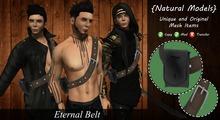 IGNITION ART - Eternal Belt