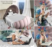 "<Heart Homes>""Pure"" Mermaid Couple Bed (PG, LITE, Cy)"
