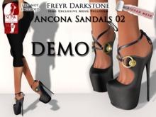 FD Ancona Sandals 02 DEMO slink high