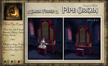 .:: Dark Forge ::. Pipe Organ Mesh :