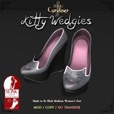[DDD] Kitty Wedgies - Blue