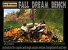.:Bee Designs :. Fall  Dreams Bench - box
