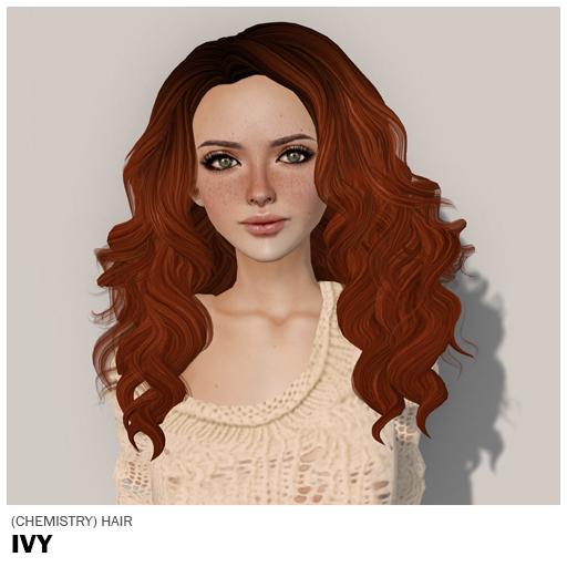 (Chemistry) Hair - Ivy - HUD.1