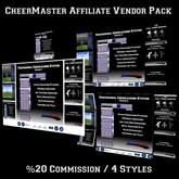CheerMaster Affiliate Vendors