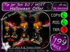 TiP jAr Set DJ / HOST HaLloWeeN LamP MeNu DriVeN