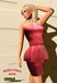 Babele Fashion :: Miranda Red Cocktail Dress