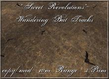~*SR*~ Wandering Bat Tracks Box