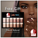 ~*By Snow*~ Slink Nails Appliers - French Natural *FREE Gift*