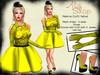 Melanie outfit yellow 700x525