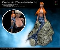 Crysta the Mermaid - Shoulder Pet