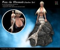 Aria the Mermaid - Shoulder Pet