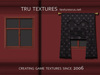 11505: 15 x Modern Interior Wall Textures With Privacy Windows Set Two