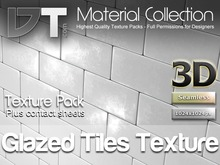 Glazed Tiles Texture - Full Perm - DT Material Collection