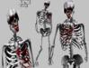 EF*_* Skelt (skeleton avatar)