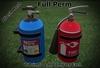 Fire Extinguisher & Nitrous Bottle & Brackets