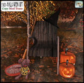 !MD -  Halloween Gift