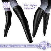::Static:: Studio Boots - Kemono