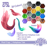 ::Static:: Holophase Tails