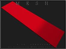 T-3D Creations [ Red Carpet ] MESH - Full Perm -