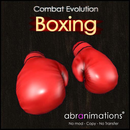 Boxing HUD  (C.E. v4) - Abranimations