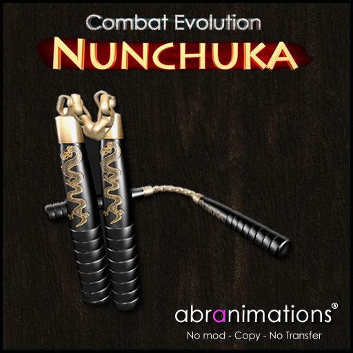 Nunchuka C.E v4.1.- Abranimations