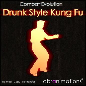 Drunk Kung Fu HUD ce v4.1