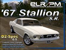 '67 ELR/SR Stallion D2 0.5 - classic muscle