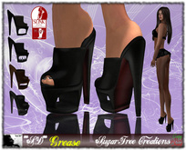 **SD** -Grease- Sexy High Heels Shoes - Fatpack1.1