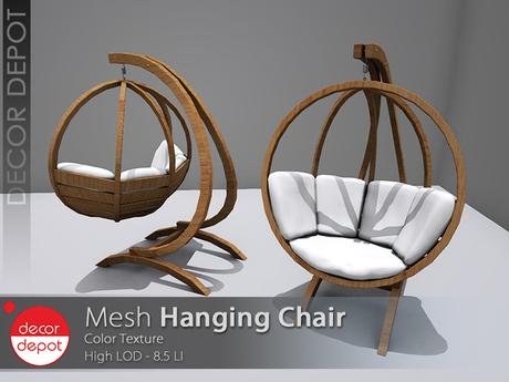 [DD] - FULL PERM  Hanging Chair