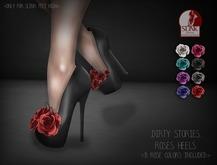 .DirtyStories. Roses Heels